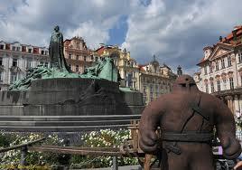 The Prague Golem